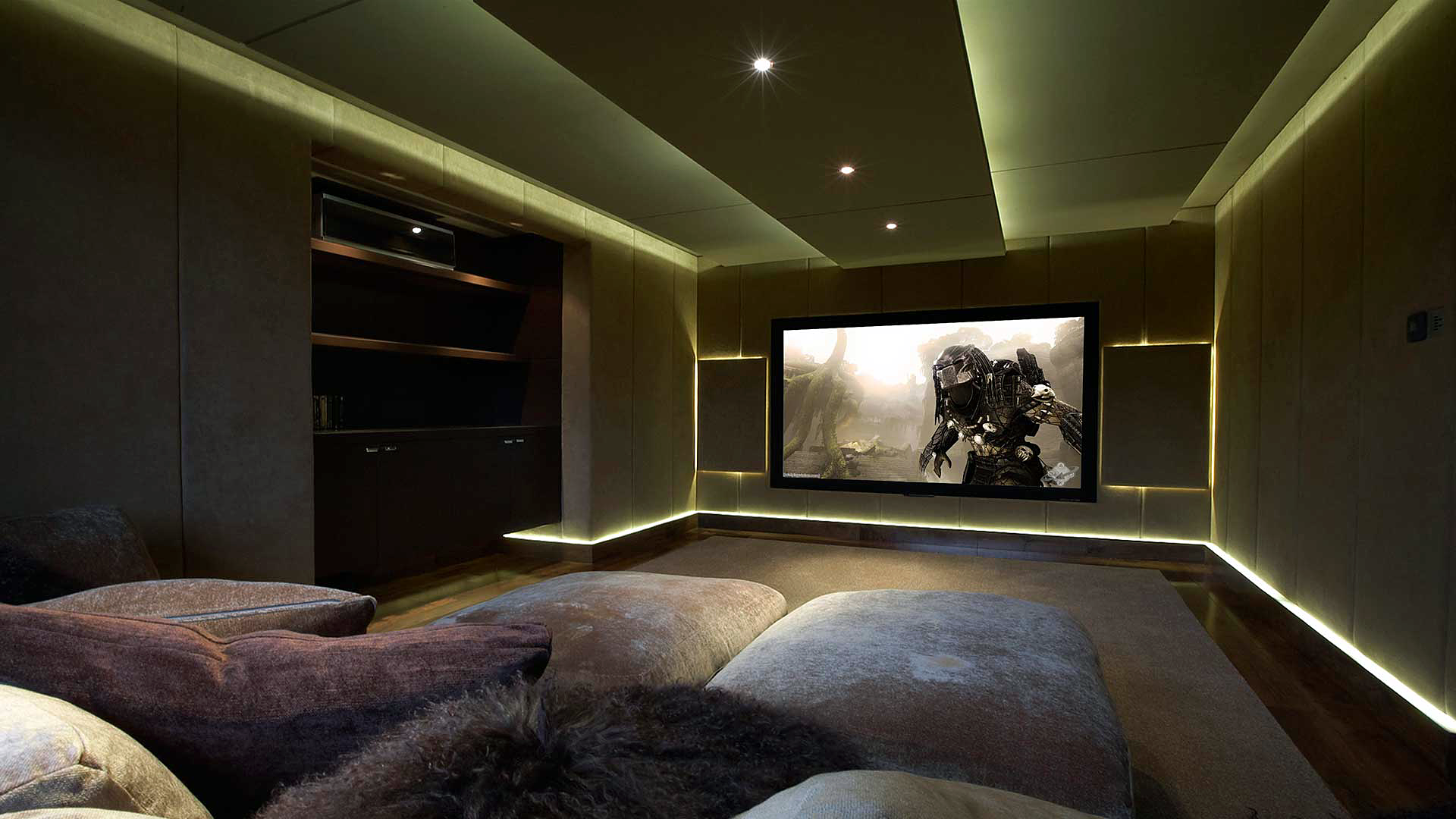 Plasmapan Home Cinema e HIFI